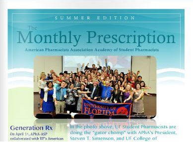 The Monthly Prescription Summer Edition