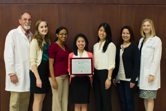 2014 National Operation Diabetes - First Runner Up