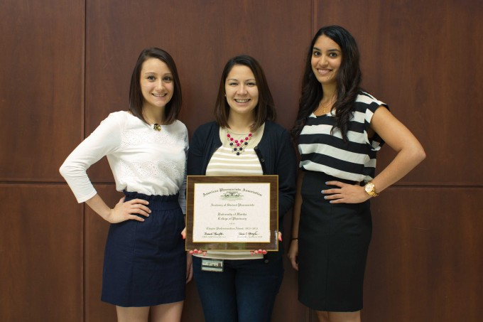 2012-13 Chapter Professionalism Award